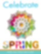 Popcorn fundraiser Celebrate Spring