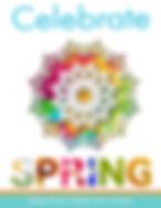 Popcorn Fundraiser Celebrate Spring Brochure