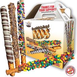 Pretzel Rods Variety Pack