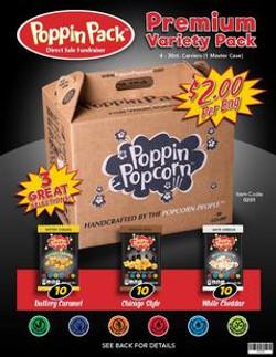 Poppin Popcorn Premier Variety