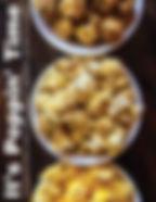 poppin time popcorn fundraiser