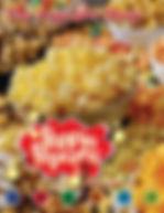 popcorn shop fundraising brochure