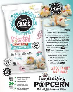 Popcorn Fundraiser Sweet Chaos Fundraisi