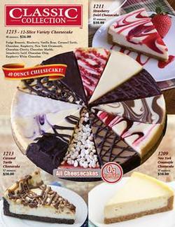 Classic Cheesecake Fundraiser