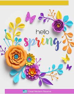 Hello Spring Fundraiser .jpg