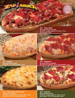 Zap A Snack Pizza Fundraiser