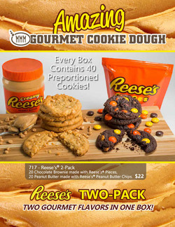 Amazing Cookie Dough