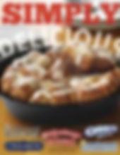 Simply Delicious Fundaising Brochure