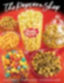 poppin popcorn the popcorn shop brochure