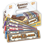 Van Wyk One Dollar Chocolate Bars Fundra