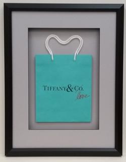 """Paper """"Tiffany"""" bag"""