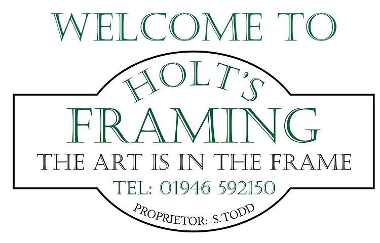 Holt's Picture Framing