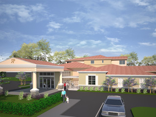 Rabits & Romano Architecture designs new assisted living facility in Tavares