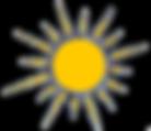 Feel Good C.I.C. sun logo