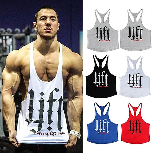 Fashion Cotton Bodybuilding Vest