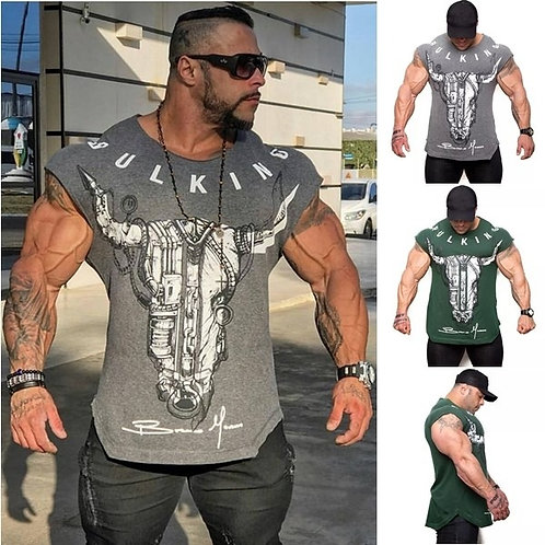 Muscle Fitness T-shirt