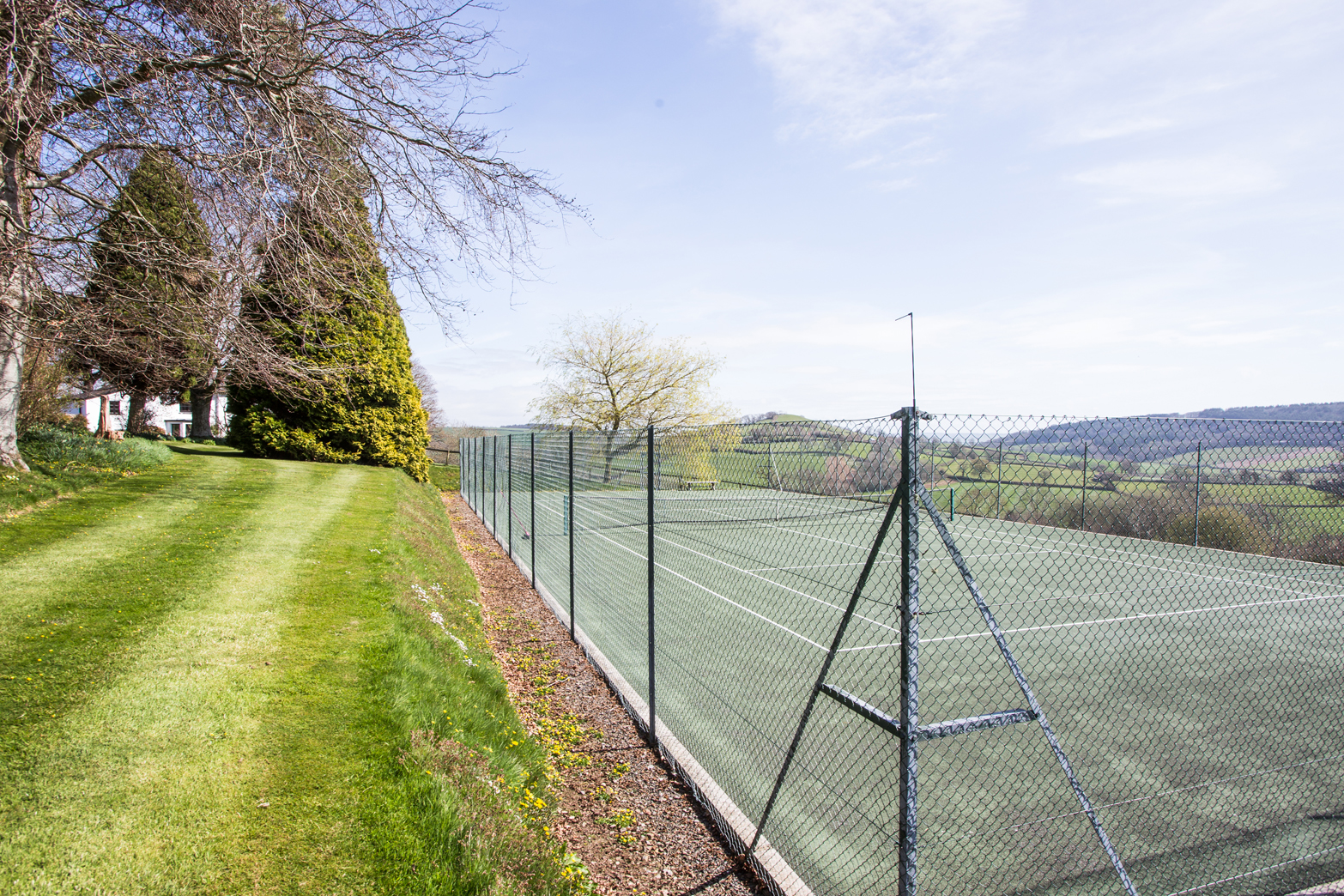 Glebe House Tennis