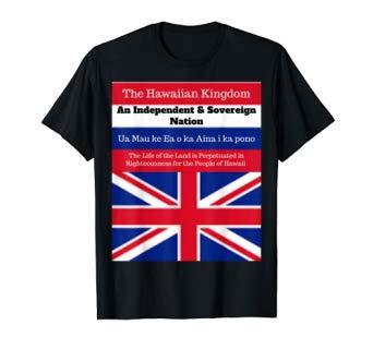 Upside Down Distress Hawaiian Flag