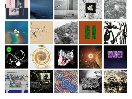 Satellite Era - Top 20 Electronic Albums of 2020