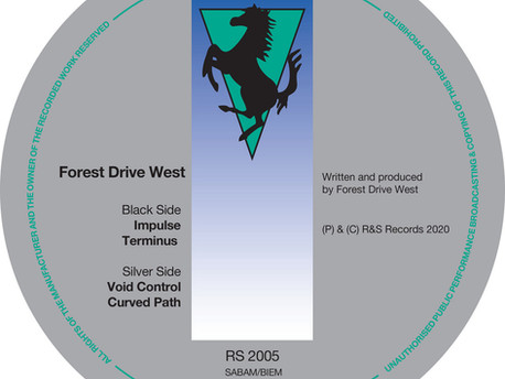 """Forest Drive West Makes Debut on the Legendary R&S Records With """"Terminus EP"""""""