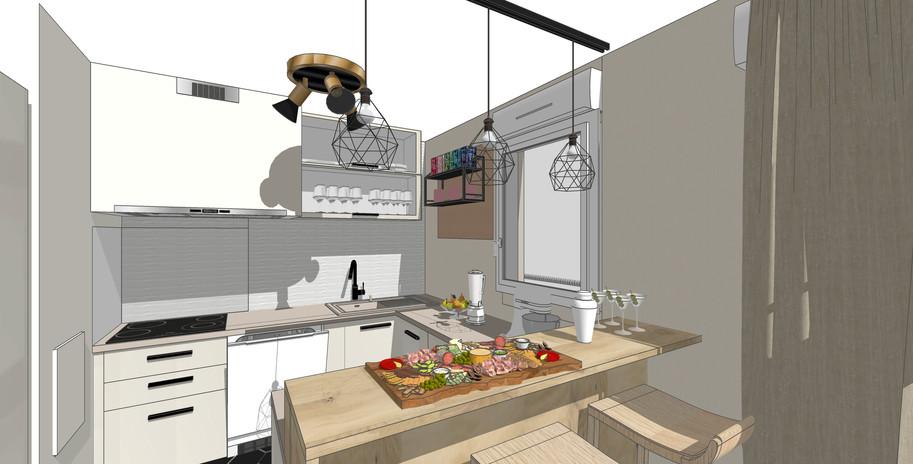 Vue 3D cuisine -1