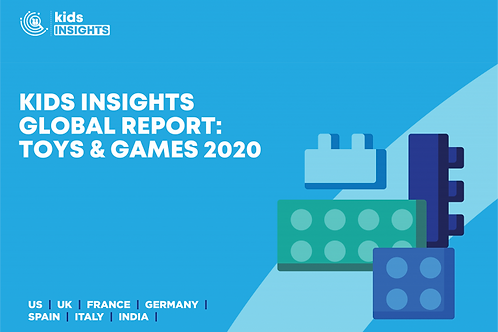 TOYS & GAMES REPORT 2020