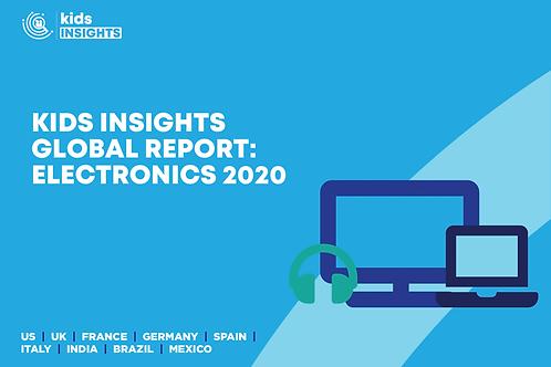 ELECTRONICS REPORT 2020