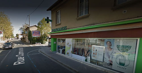 pharmacie de la plaine