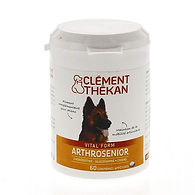 Arthrosenior - Protection articulaire  60 cp - CLEMENT THEKAN