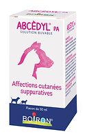Abcedyl - Affections cutanées 30ml - BOIRON