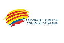 Logo de la cámara de comercio colombo catalana