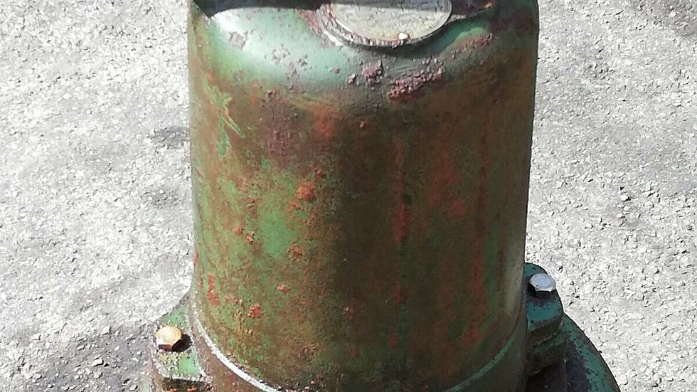 Hydromatic Submersible Pump H4H1000M3-4 Solids Handling 10 HP 3 hf