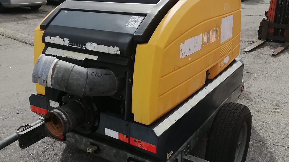 Water Pump Portable Diesel Centrifugal Pump