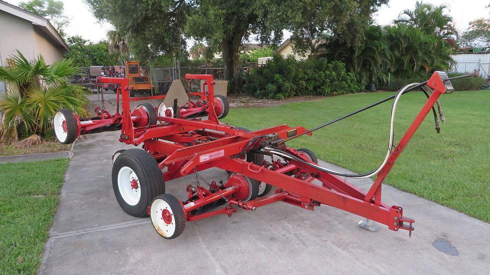 2007 Toro 5 Ganz Reel Mower Hydraulic Transport Frame Model # 33455
