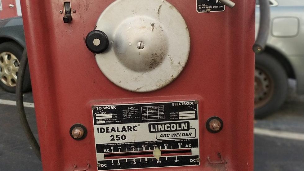 Lincoln Idealarc 250 AC Stick Welder