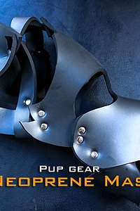 Neoprene Pup Hood Mark-2