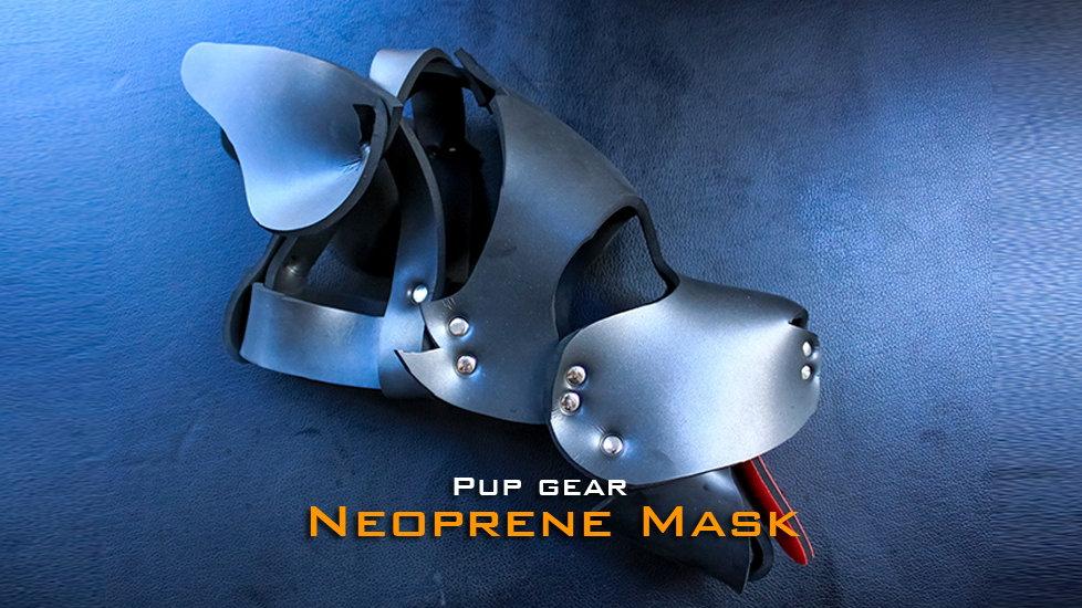 Neoprene Pup Hood Mark-2