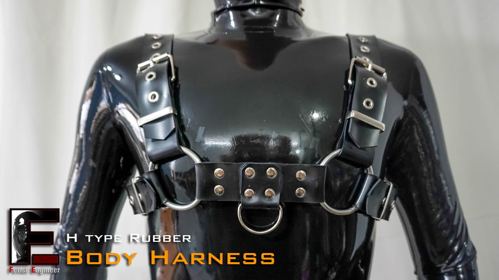 Rubber Harness - H