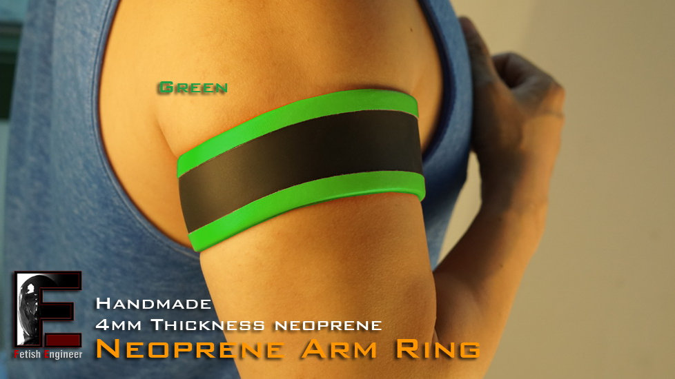 Green Bag Edge Arm Ring
