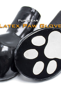 Latex Dog Paw