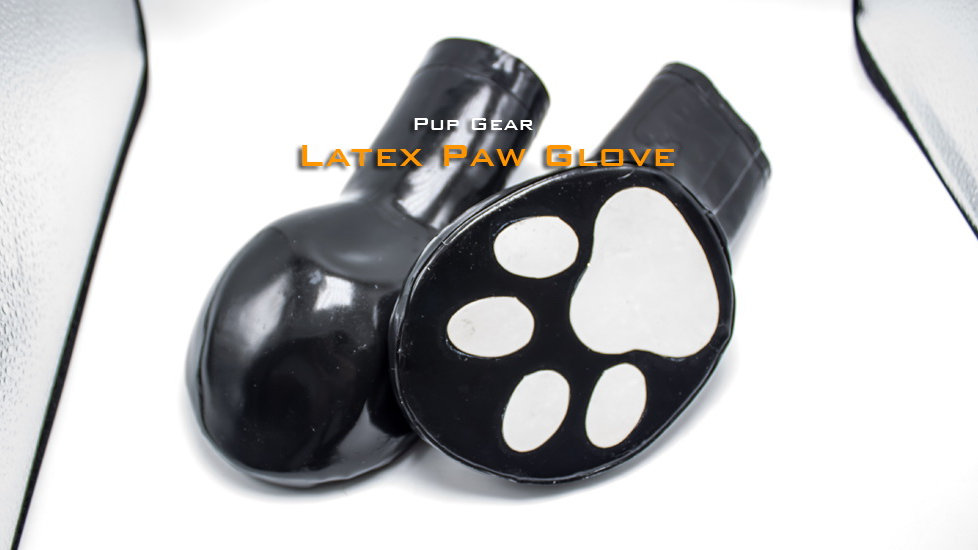 Latex Dog Paw