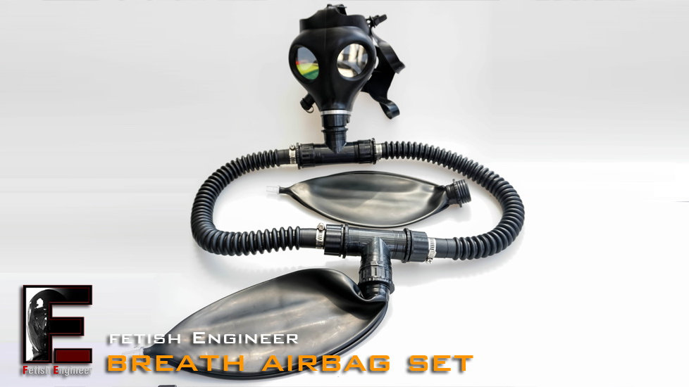 Airbag Respiratory control system Combination