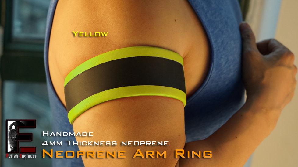 Yellow Bag Edge Arm Ring