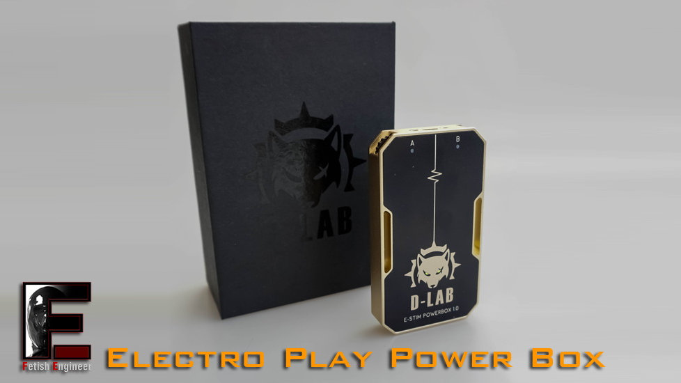 D-LAB Electro Power box