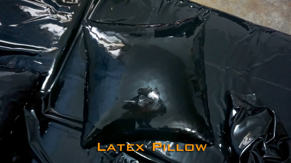 Size Big-Latex Pillow