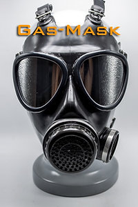 Gas Mask FMJ05