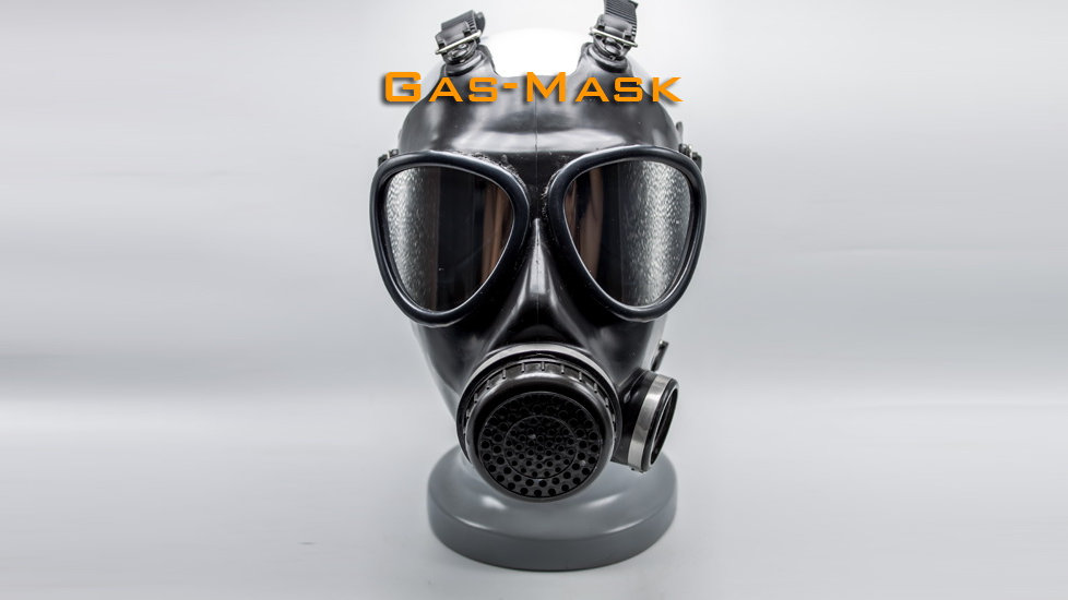 Gas Mask FMJ05