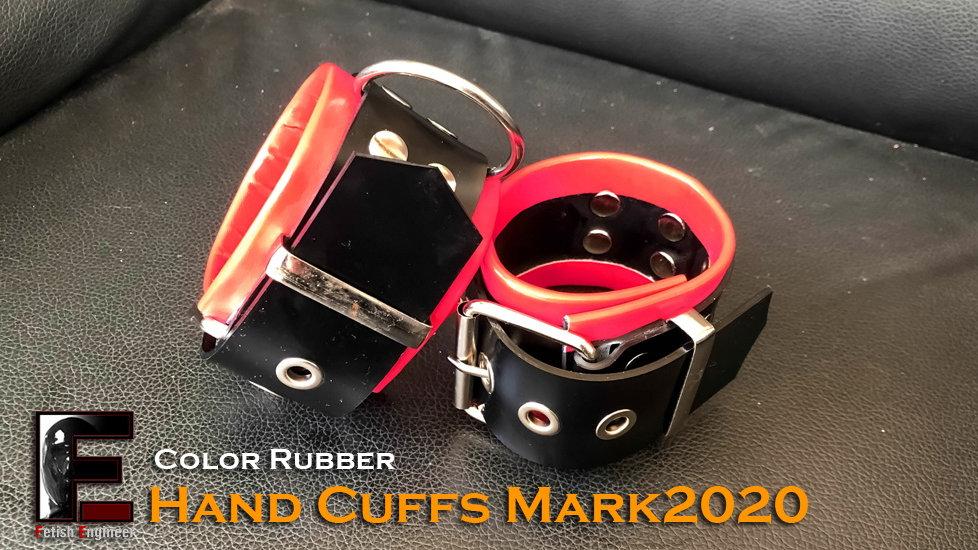 Hand cuff - Rubber