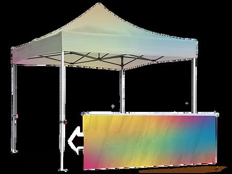 Canopy Railskirt w/ Hardware