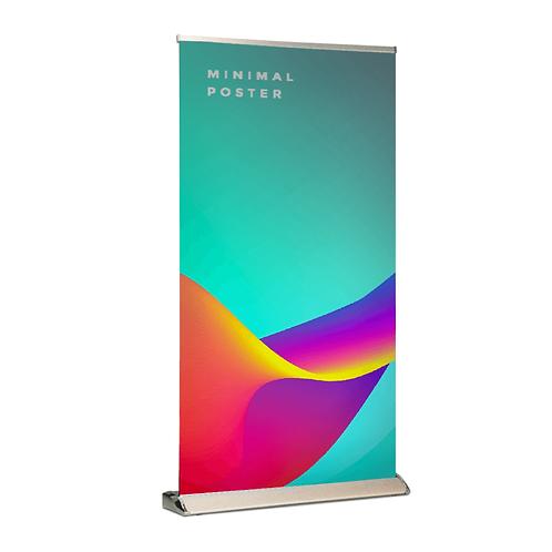 Premium Wide Retractable Banner